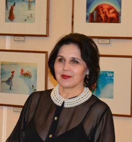 Takhira Menazdinova